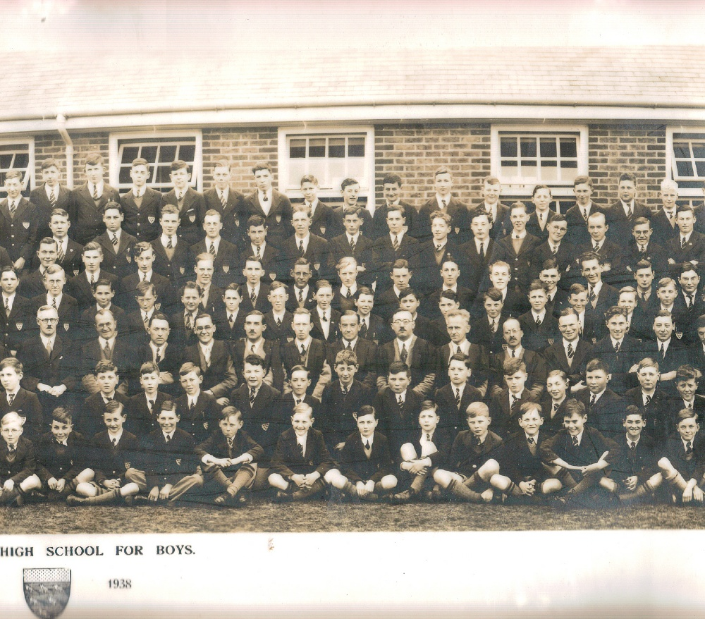 panorama 1938 school photo right centre