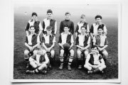 Soccer Junior Colts XI 1953