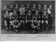 The Grasshoppers 1st XV 1944 -1945