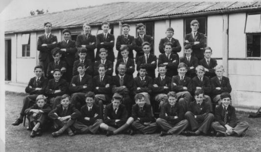 Class 3a Form Master: Mr Murch 1956-7