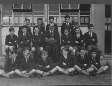 Bug Club 1954 with Mr Murch