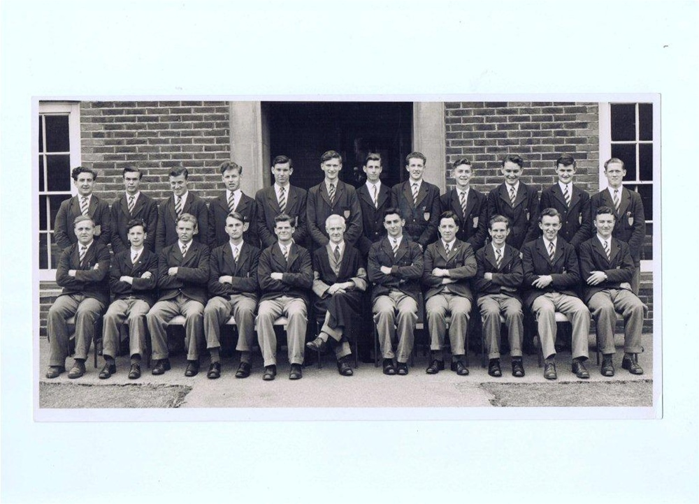 Prefects 1950-1951