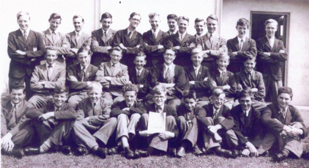 Class 4A 1951-2 Form Master: Mr Elliott