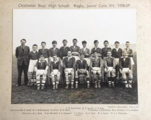 Junior Colts 1958-1959